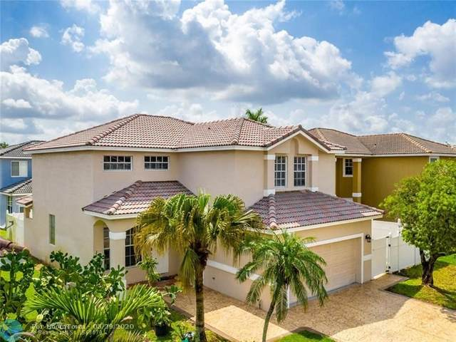 1739 NW 166th Ave, Pembroke Pines, FL 33028 (#F10230895) :: Real Estate Authority