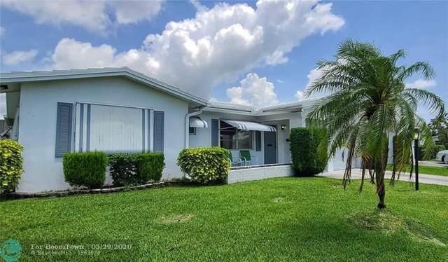 2681 NW 4th Ave, Pompano Beach, FL 33064 (MLS #F10230899) :: GK Realty Group LLC