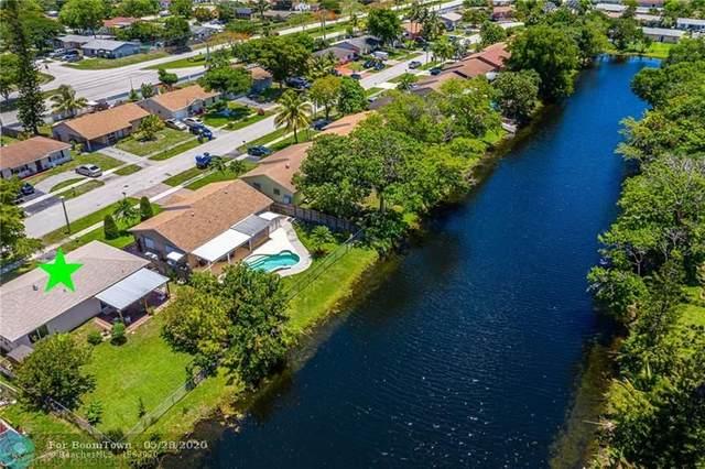 7908 SW 3rd St, North Lauderdale, FL 33068 (MLS #F10230924) :: Laurie Finkelstein Reader Team
