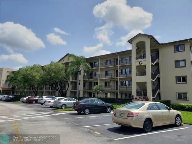 1351 SW 141st Ave #312, Pembroke Pines, FL 33027 (MLS #F10230938) :: ONE Sotheby's International Realty