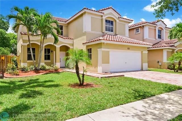 16724 SW 36th Ct, Miramar, FL 33027 (MLS #F10230947) :: ONE Sotheby's International Realty