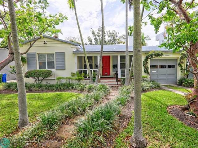 719 N Victoria Park Rd, Fort Lauderdale, FL 33304 (MLS #F10230948) :: The Howland Group