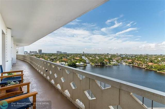 333 Sunset Dr #906, Fort Lauderdale, FL 33301 (MLS #F10230956) :: The Howland Group