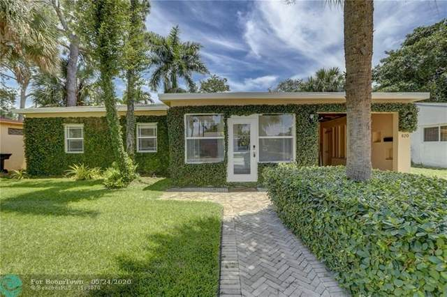 820 SW 26th St, Fort Lauderdale, FL 33315 (MLS #F10230979) :: The Howland Group