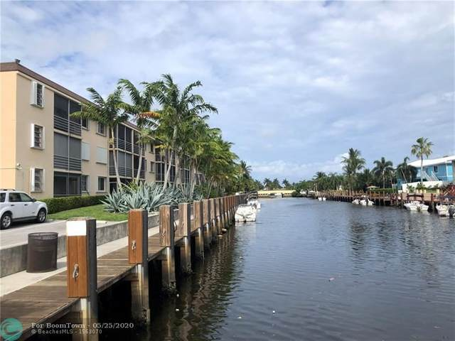 4500 N Federal Hwy #103, Lighthouse Point, FL 33064 (MLS #F10230982) :: RE/MAX