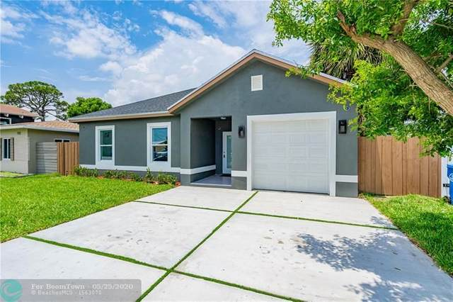 161 NW 45th St, Oakland Park, FL 33309 (MLS #F10231013) :: The Howland Group