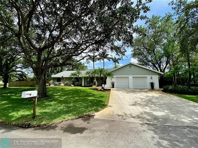 17150 SW 59th St, Southwest Ranches, FL 33331 (MLS #F10231047) :: THE BANNON GROUP at RE/MAX CONSULTANTS REALTY I