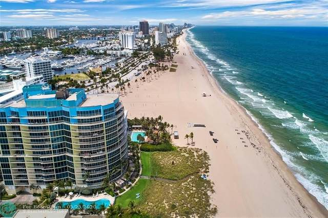 1200 Holiday Dr #606, Fort Lauderdale, FL 33316 (MLS #F10231058) :: Lucido Global