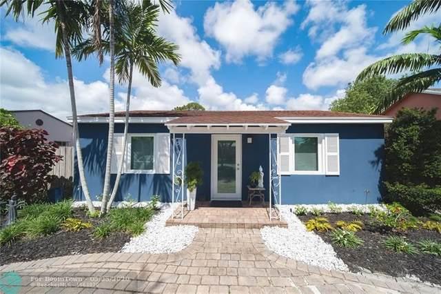 1309 NW 1st Ave, Fort Lauderdale, FL 33311 (MLS #F10231062) :: Laurie Finkelstein Reader Team