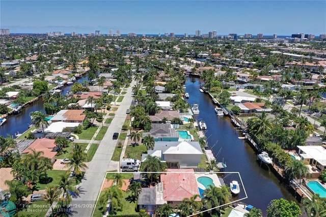 110 SE 12th Ct, Pompano Beach, FL 33060 (#F10231069) :: Posh Properties