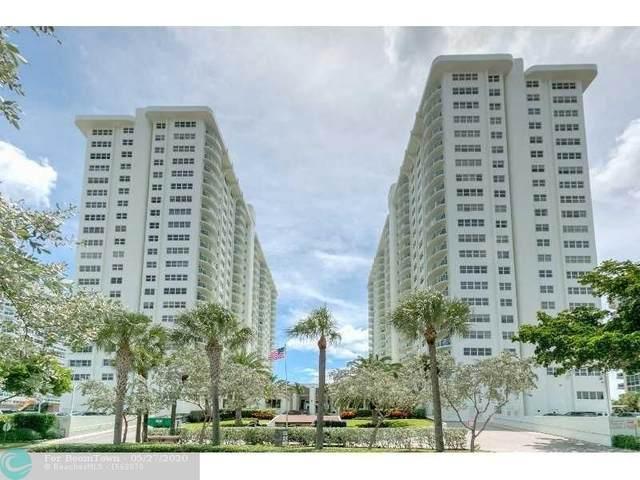 3400 Galt Ocean Dr 1008S, Fort Lauderdale, FL 33308 (MLS #F10231073) :: Lucido Global