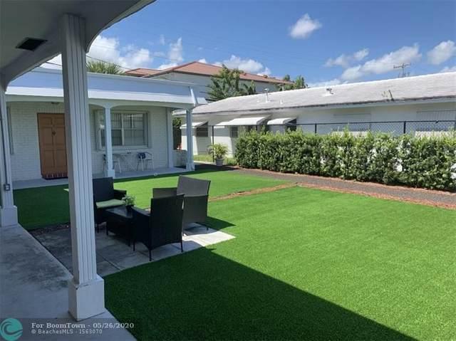 1541 SE 23rd Ave, Pompano Beach, FL 33062 (#F10231124) :: Posh Properties