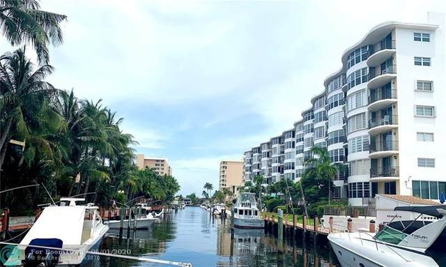 3051 NE 48th St #501, Fort Lauderdale, FL 33308 (MLS #F10231133) :: United Realty Group