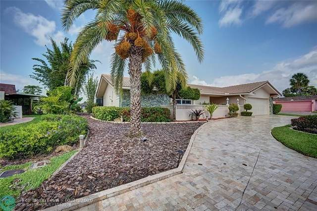 5720 S Bayberry Ln, Tamarac, FL 33319 (MLS #F10231184) :: THE BANNON GROUP at RE/MAX CONSULTANTS REALTY I