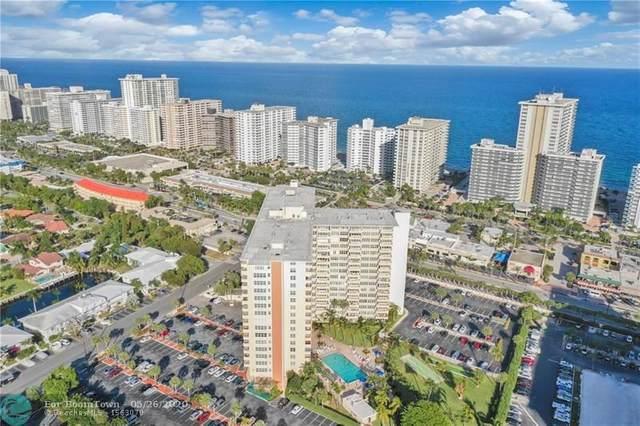 3300 NE 36th St #1206, Fort Lauderdale, FL 33308 (MLS #F10231197) :: Lucido Global