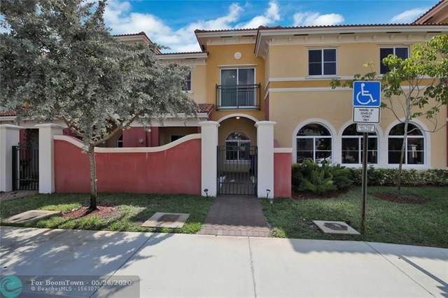 2992 NW 35th Way #2992, Lauderdale Lakes, FL 33311 (MLS #F10231202) :: THE BANNON GROUP at RE/MAX CONSULTANTS REALTY I