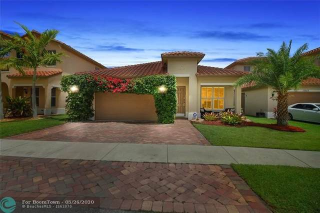 10563 NW 36th St, Coral Springs, FL 33065 (#F10231210) :: Realty One Group ENGAGE