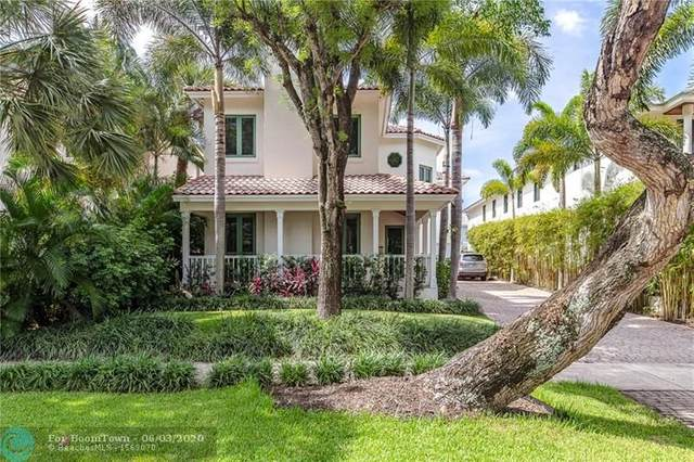 904 Ponce De Leon Dr, Fort Lauderdale, FL 33316 (MLS #F10231234) :: The Howland Group