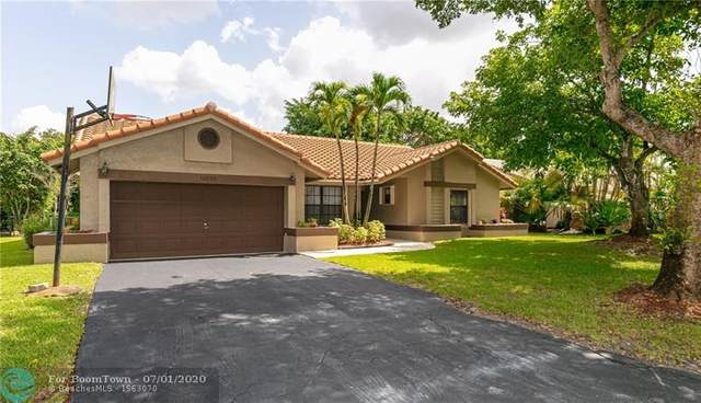 11035 NW 14th St, Coral Springs, FL 33071 (MLS #F10231236) :: Berkshire Hathaway HomeServices EWM Realty