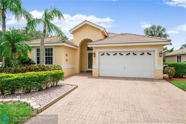 12132 Glenmore Dr, Coral Springs, FL 33071 (#F10231244) :: Dalton Wade