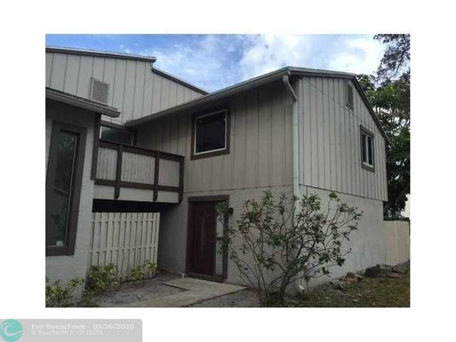 5700 NW 21st St 32A, Lauderhill, FL 33313 (MLS #F10231273) :: THE BANNON GROUP at RE/MAX CONSULTANTS REALTY I