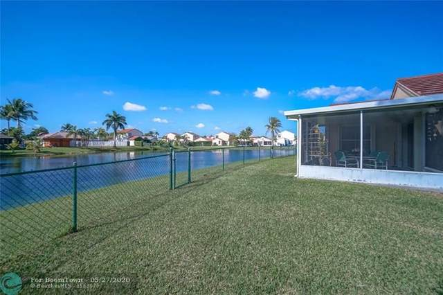 2100 NW 188th Ter, Pembroke Pines, FL 33029 (MLS #F10231284) :: Castelli Real Estate Services