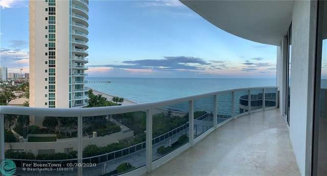 16001 Collins Ave #702, Sunny Isles Beach, FL 33160 (MLS #F10231297) :: GK Realty Group LLC