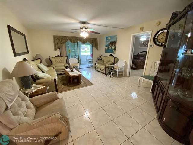 4141 NW 44th Ave #124, Lauderdale Lakes, FL 33319 (MLS #F10231302) :: Green Realty Properties