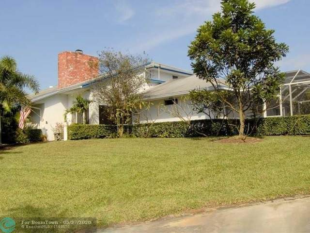 19737 SW 14 ST, Pembroke Pines, FL 33029 (MLS #F10231310) :: THE BANNON GROUP at RE/MAX CONSULTANTS REALTY I