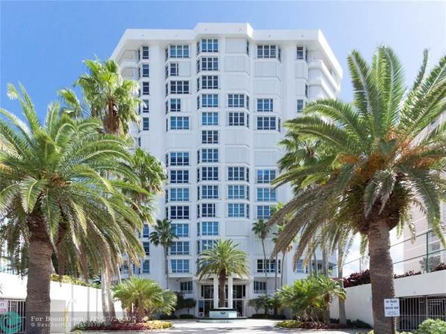 1440 S Ocean Bl 5-A, Lauderdale By The Sea, FL 33062 (MLS #F10231339) :: GK Realty Group LLC