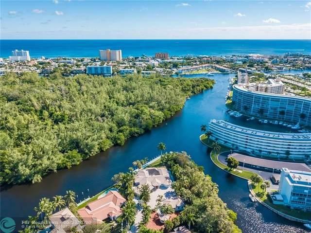 1112 NE Little Harbor Dr, Deerfield Beach, FL 33441 (#F10231404) :: Realty100