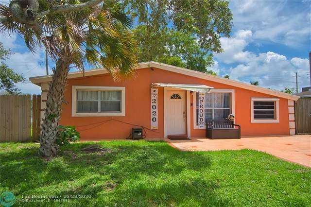 5910 N Farragut Dr, Hollywood, FL 33021 (MLS #F10231434) :: United Realty Group