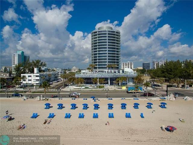 701 N Fort Lauderdale Beach Boulevard #1102, Fort Lauderdale, FL 33304 (MLS #F10231459) :: United Realty Group