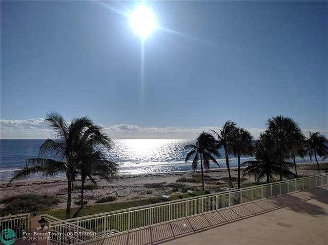 1051 Hillsboro Mile 308E, Hillsboro Beach, FL 33062 (MLS #F10231467) :: RE/MAX