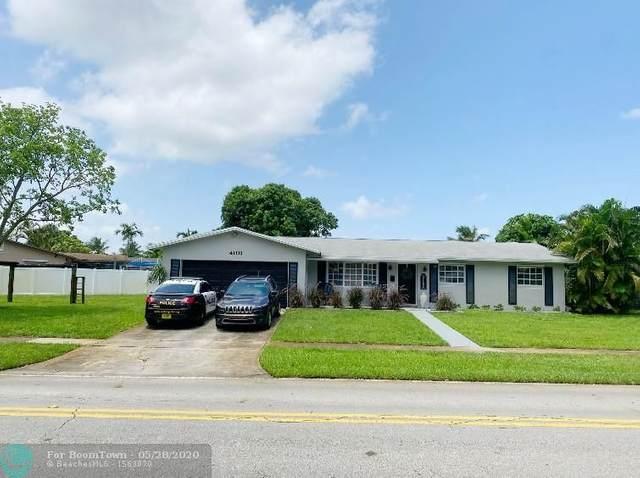 4101 Lake Dr, Coconut Creek, FL 33066 (#F10231468) :: Realty100