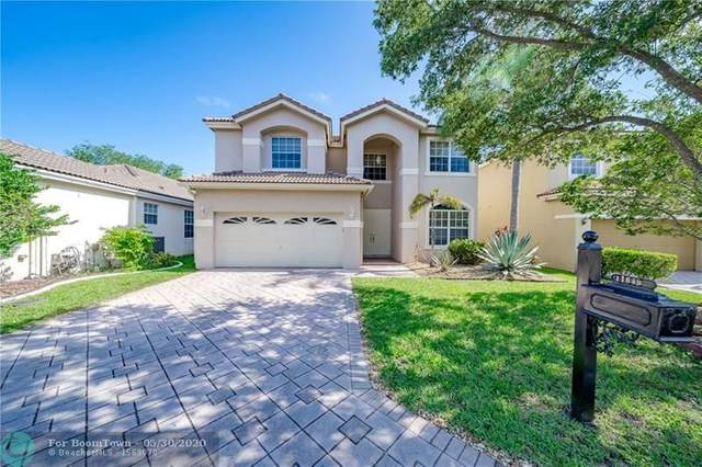 11649 NW 12th St, Coral Springs, FL 33071 (MLS #F10231523) :: Berkshire Hathaway HomeServices EWM Realty