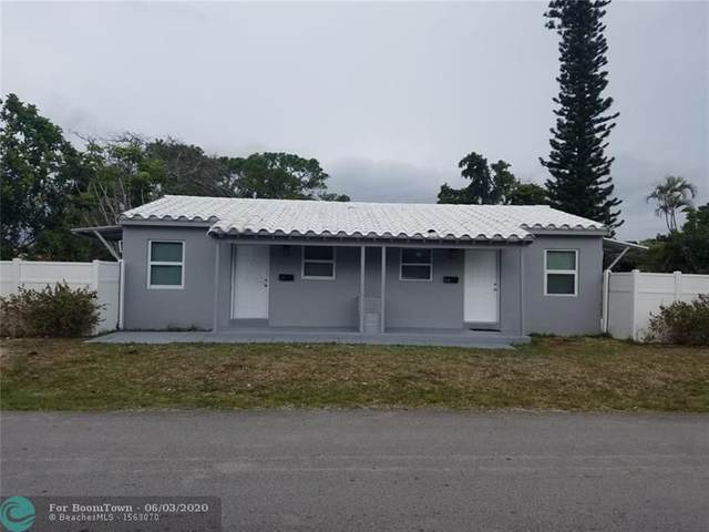 1201 NW 2 Ave, Fort Lauderdale, FL 33179 (MLS #F10231550) :: Castelli Real Estate Services