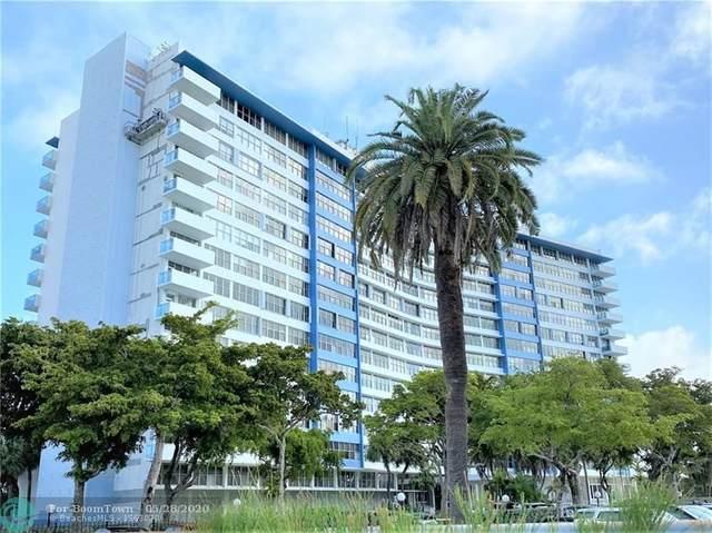 7441 Wayne Ave 8M, Miami Beach, FL 33141 (MLS #F10231553) :: Castelli Real Estate Services