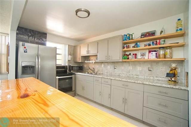 2751 E Taft St #303, Hollywood, FL 33020 (MLS #F10231566) :: Green Realty Properties