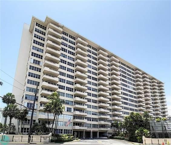 3300 NE 36th St #517, Fort Lauderdale, FL 33308 (MLS #F10231574) :: Castelli Real Estate Services