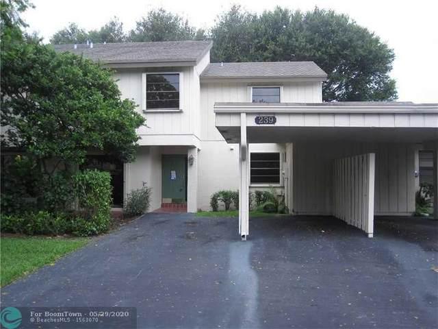 239 Deer Creek Blvd #239, Deerfield Beach, FL 33442 (MLS #F10231600) :: Castelli Real Estate Services