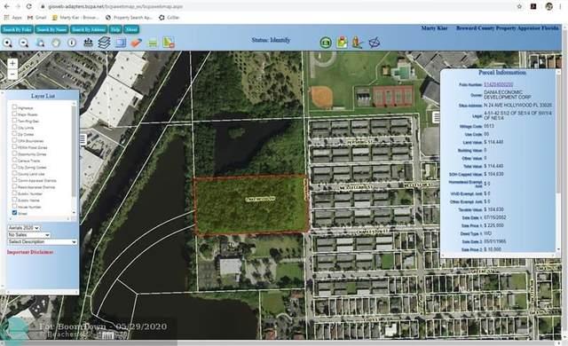24 N Ave, Hollywood, FL 33020 (MLS #F10231613) :: Berkshire Hathaway HomeServices EWM Realty