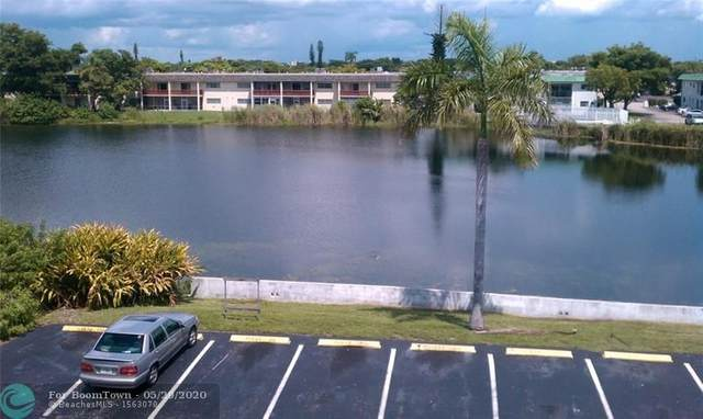 5881 NW 16th Pl #329, Sunrise, FL 33313 (MLS #F10231619) :: Castelli Real Estate Services
