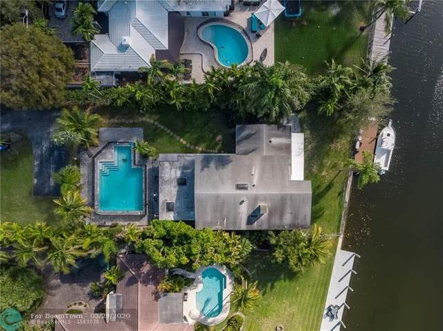 119 N Gordon Rd, Fort Lauderdale, FL 33301 (MLS #F10231644) :: Lucido Global