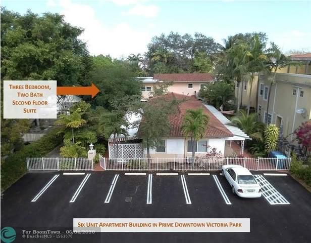 1107 NE 1 St, Fort Lauderdale, FL 33301 (MLS #F10231646) :: The Howland Group