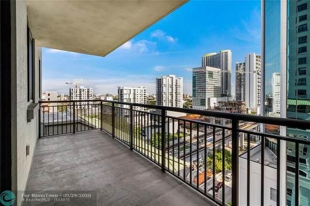 999 SW 1st Ave #1214, Miami, FL 33130 (MLS #F10231650) :: Castelli Real Estate Services