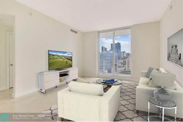 315 NE 3rd Ave #905, Fort Lauderdale, FL 33301 (MLS #F10231665) :: Berkshire Hathaway HomeServices EWM Realty