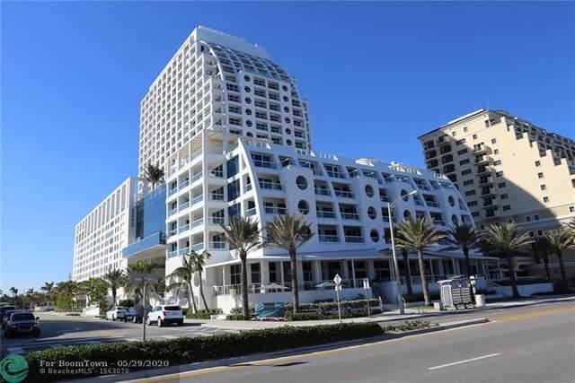 551 N Fort Lauderdale Beach Blvd R2012, Fort Lauderdale, FL 33304 (MLS #F10231676) :: RE/MAX