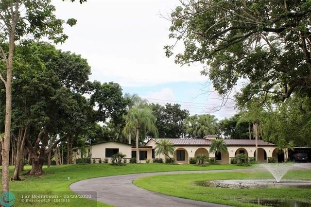 14300 Luray Rd, Southwest Ranches, FL 33330 (#F10231704) :: Real Estate Authority
