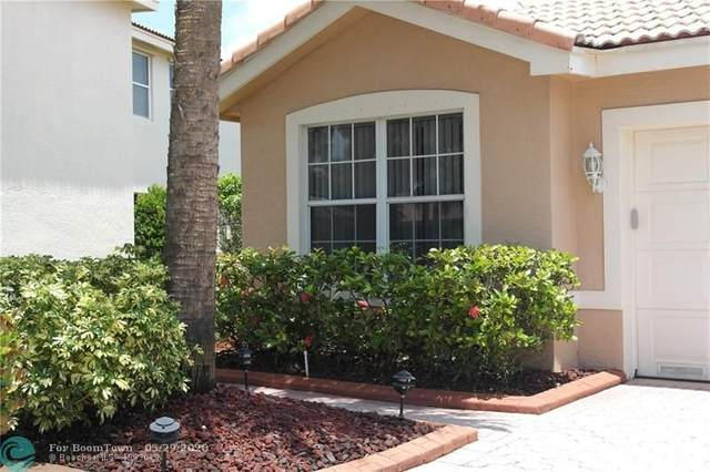 11612 NW 52nd Ct, Coral Springs, FL 33076 (MLS #F10231707) :: United Realty Group